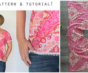 Easy To Sew Blouse