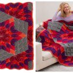Desert Star Throw – Free Pattern