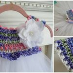 Crochet Cute Dress