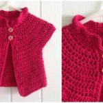Baby Cardigan – FREE Pattern