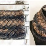 Celtic Winter Cowl – FREE PATTERN