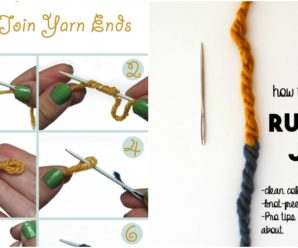 How to Join Yarns
