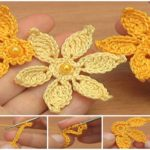 Crochet Pretty Little Flower