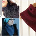 Knit Straightforward Cowl