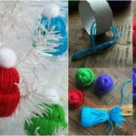 Winter Hat Tree Ornaments