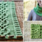 Forest Moss Knitting Pattern
