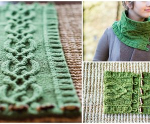Forrest Moss Knitting Pattern