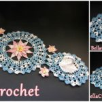Swans Doily – Free Crochet Pattern