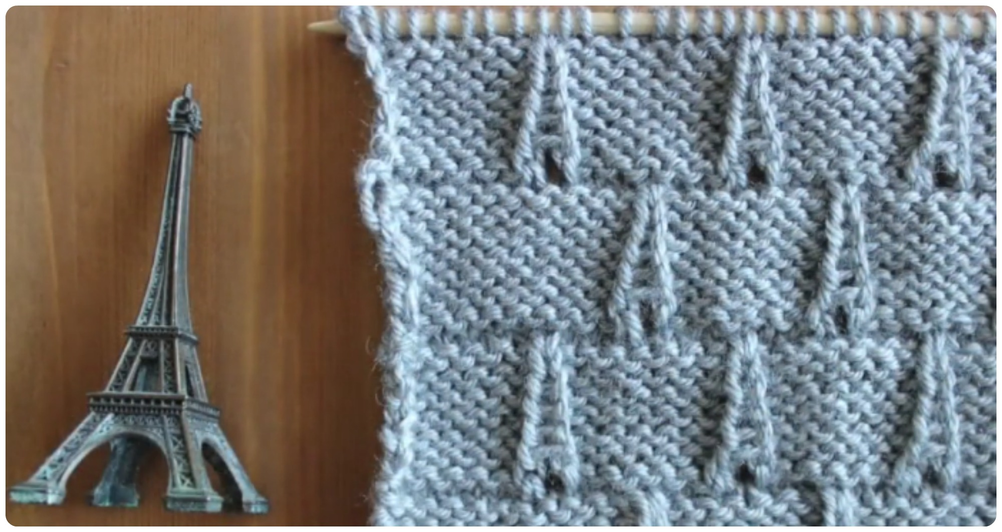 Eifel Tower Stitch
