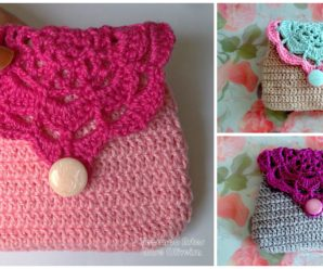 CROCHET CUTE PURSE