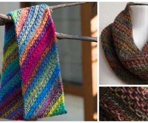 Knit Nice Cowl
