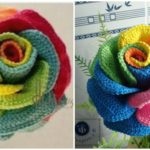 Crochet Most Beautiful Rose