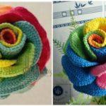 Crochet Most Beautiful Rose