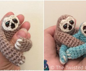 Crochet Cutest Sloth