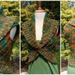 Knit Shawl Collar Vest