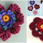 Crochet Valentine Heart
