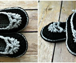 Free Pattern For Baby Slippers
