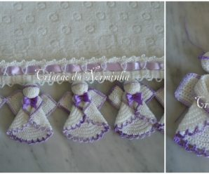 Crochet Angel Edging