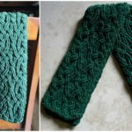 Castle Cable Scarf