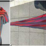 Knit Pfeilraupe