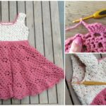 Vintage Dress For Girl