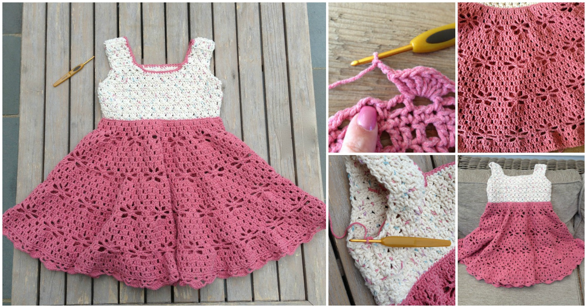 Vintage Dress For Children