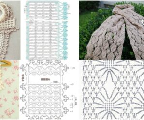 Graphs For Scarves 50+