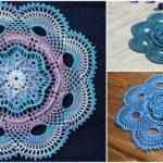 Crochet Elise Doily