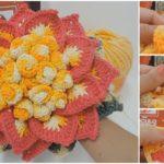 Crochet Luxury Flower