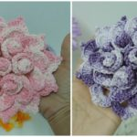 Crochet May Flower