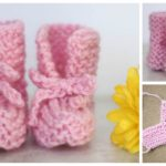 Knit Adorable Super Easy Slippers