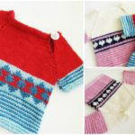 Scrap Sweater for Children