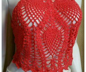 Crochet Blouse For Summer