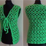 Crochet Bolero Cardigan