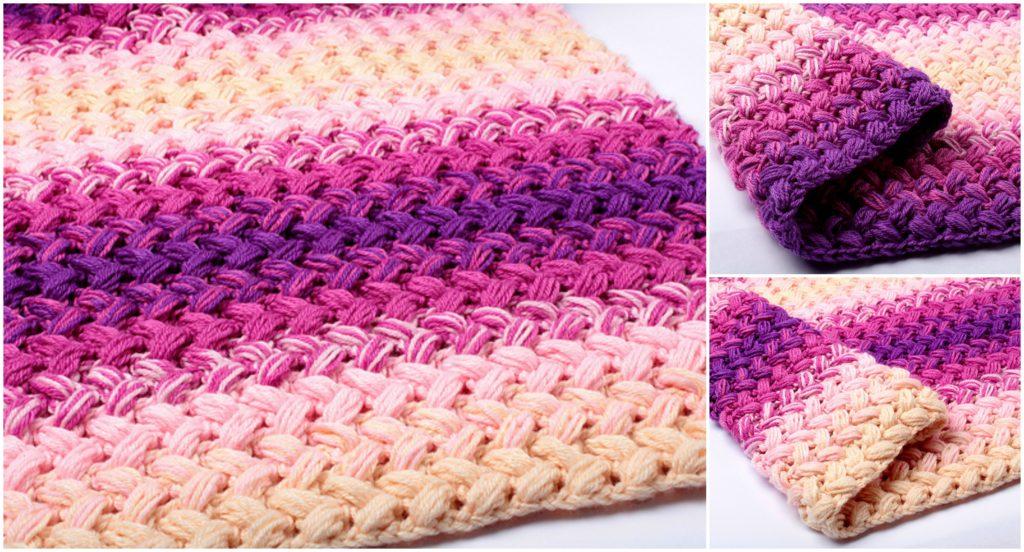 Crochet Zig Zag Blanket Pretty Ideas