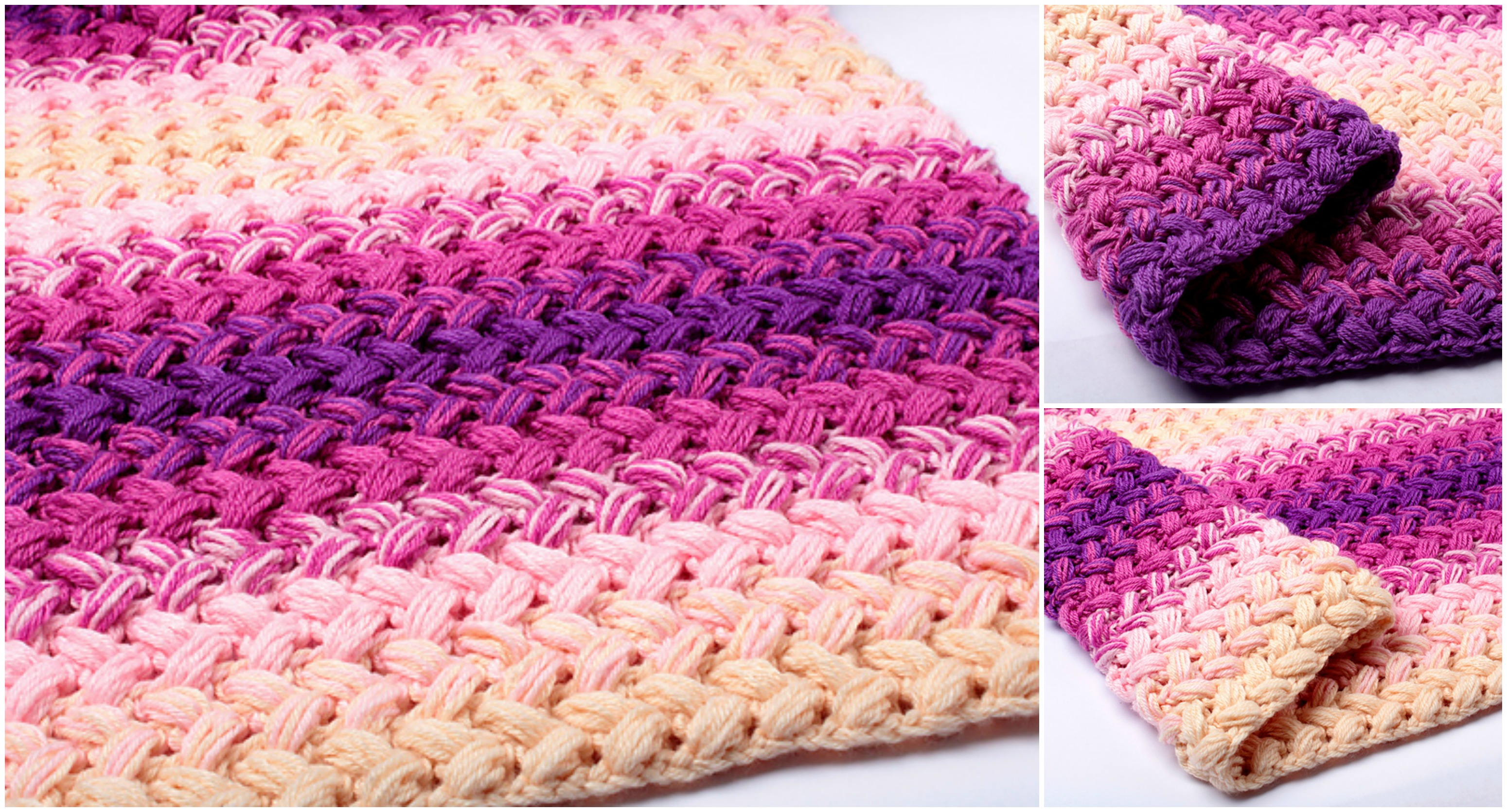 Zigzag Crochet Pattern Cool Design Inspiration