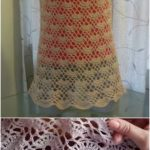 Crochet lovely summer Blouse