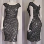 Crochet Elegant Dress