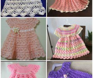 6 Beautiful Dresses For little angels