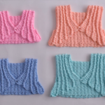 Crochet Pretty Bolero for Babies