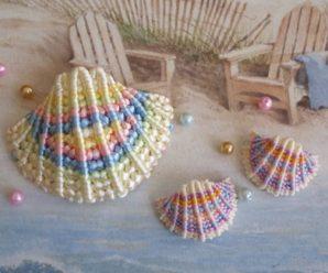 Crochet Sea Shell