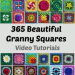 365 Granny Squares
