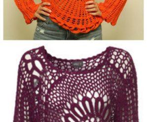 Crochet Stylish Blouse