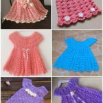 6 Dresses for little girls