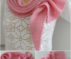 Crochet Most Beautiful Scarf