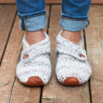 Crochet Stylish Slippers