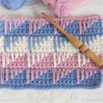 Spike Stitch Crochet Tutorial