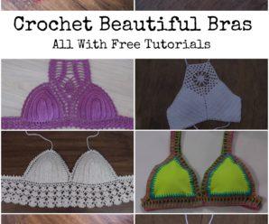 Crochet Beautiful Bras