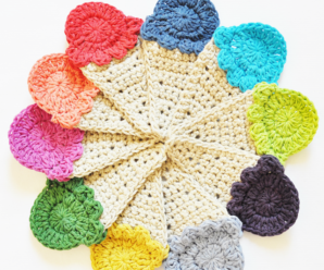 Ice Cream Decoration – Crochet Tutorial