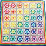 Magic Rainbow Baby Blanket